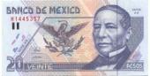 Pesos Mexicain