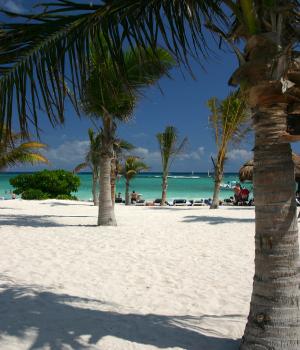 Plage Playa del Carmen